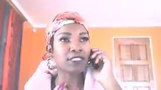 Pedi woman (mosadi wamo pedi): life insurance phone call