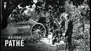 Italian Advance - Abyssinia 1935 (1935)