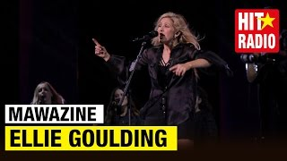MAWAZINE 2017: ELLIE GOULDING SET FIRE TO THE STAGE