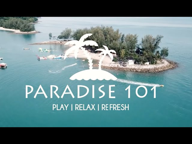 Paradise101 - Play | Relax | Refresh