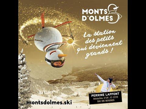 Les Monts d'Olmes, la station des Petits qui deviennent Grands !