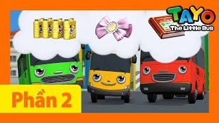 Tayo Phần2 Tập9 l Kho báu của tôi l Tayo xe buýt bé nhỏ l Phim hoạt hình cho trẻ em