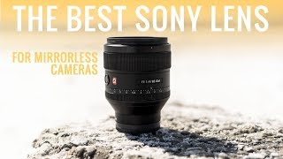 THE BEST SONY LENS | A7iii + 85mm F1.4 G Master Lens Review