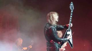 Judas Priest Starbreaker Live Montreal Centre Bell Center 2011 HD 1080P