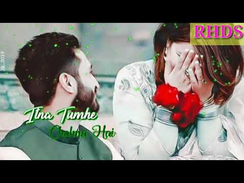 Download Itna Tumhe Chahna Hai Full Screen Whatsapp Status