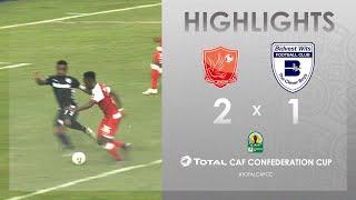 CC CAF : Horoya 2-1 Bidvest Wits