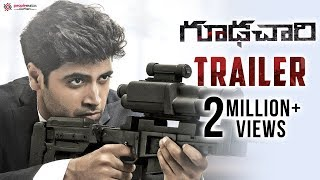 Adivi Sesh's 'Goodachari' Trailer