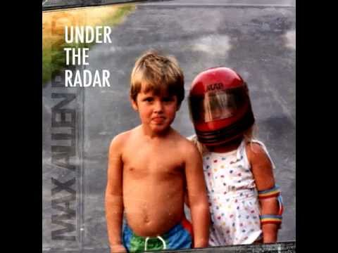 MAX ALLEN BAND - Under The Radar