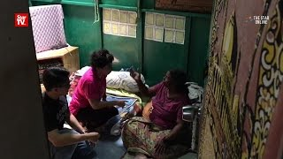 Housewife finds happiness from helping the needy