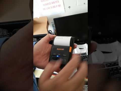 Bixolon SPP R210 ERROR