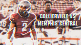 Collierville Vs. Memphis central hype video (first round playoffs)