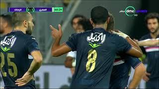 ملخص مباراة الزمالك Vs المصري 1/2 النارية بالدوري موسم 2017/2018 - الدوري المصري