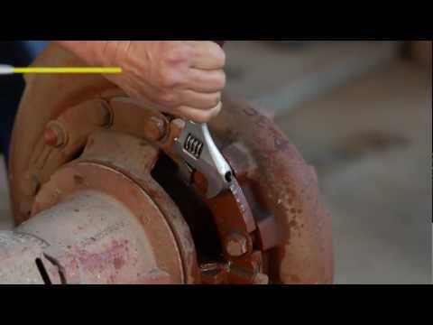 Removing Rusted Compressor Bolts