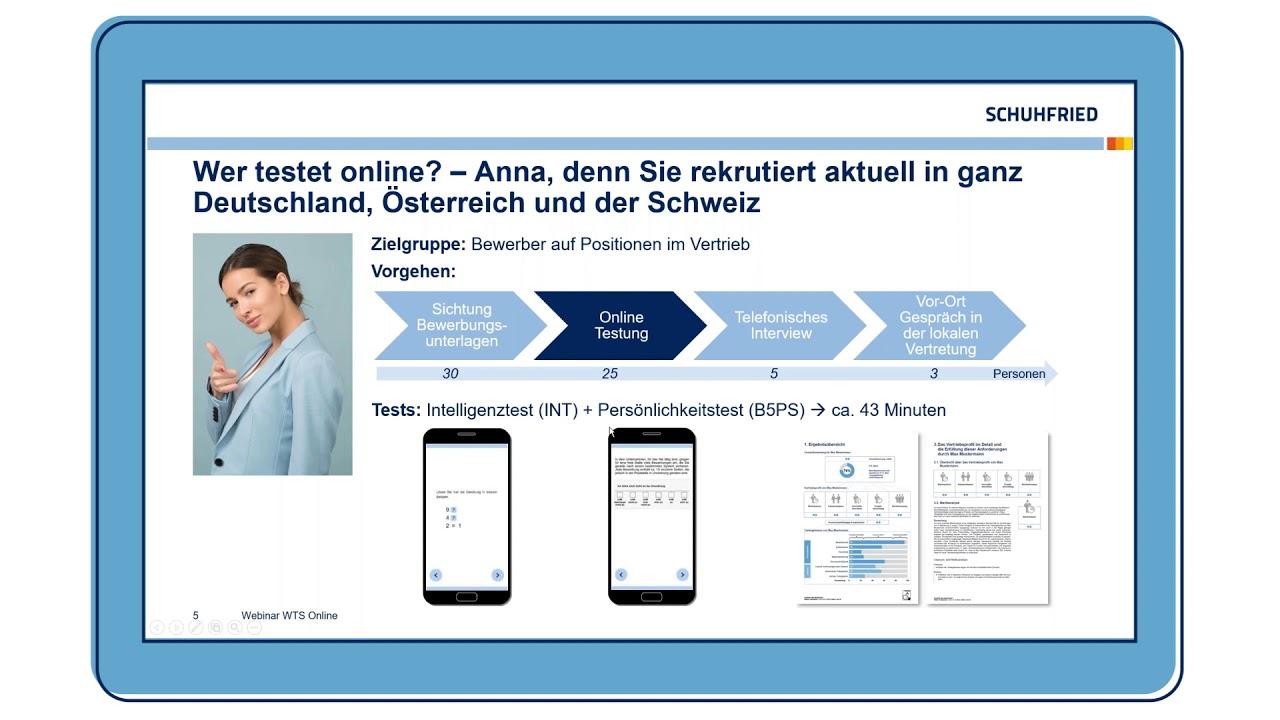 Psychologische Testungen online durchführen – mit dem Wiener Testsystem!