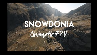Snowdonia Nation Park | Cinematic FPV Cruising | iFlight XL5 HD | TBS Tango 2