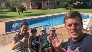 Video Villa auf Mallorca Alcanada Golf