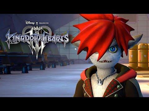 Kingdom Hearts III Trailer D23 Expo 2018
