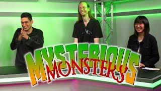 Mysterious Monsters - Trivia Game Show RPG - Ep. 3 - Blood, Chris, Pam