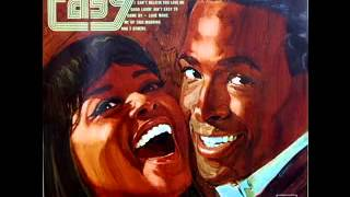 Marvin Gaye & Tammi Terrell - I Can't Believe You Love Me