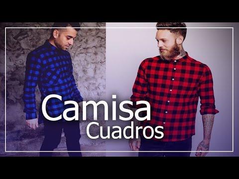 Camisa a cuadros - Outfits Para hombres con estilo