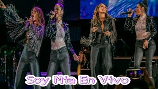 Natti Natasha Cantando En Vivo Junto A Kany Garcia Su Nuevo Tema Soy Mia