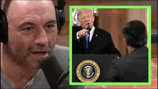 Joe Rogan on Trump & Jim Acosta