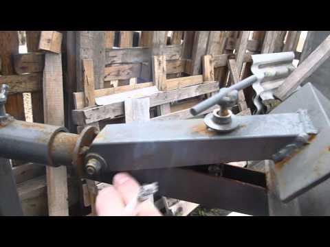 Стойка для ремонта велосипеда своими руками. Обзор и размеры.