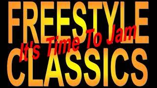 Freestyle Classics   80's & 90's Freestyle Mix   (DJ Paul S)