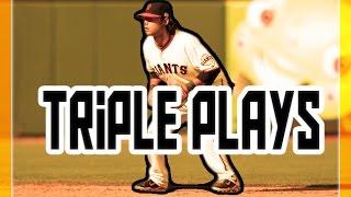MLB: Triple Plays