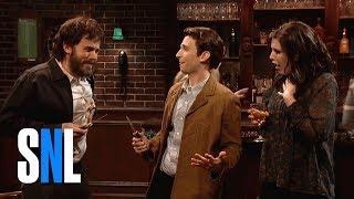 Christmas Bar - SNL