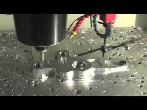 Mastercam Dynamic Mill in X7