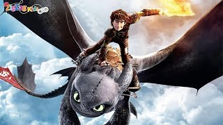 How to Train Your Dragon | Full Movie Game | ZigZag