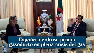 """España queda a expensas de las """"garantías"""" de Argelia en el suministro de gas"""