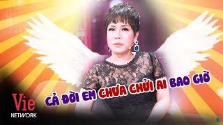 Việt Hương chửi cả Trường quay không hụt phát nào   BTS Ca sĩ bí ẩn mùa 3
