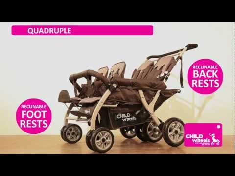 Childwheels Quadruple