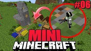 WIR SIND ENDLICH IN DER STADT?! - Minecraft MINI #06 [Deutsch/HD]