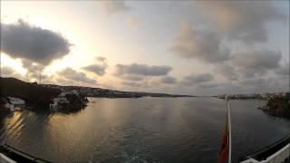 preview picture of video 'MENORCA Puerto de Mahon'