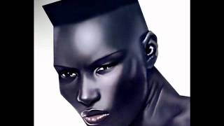 GRACE JONES - UNLIMITED CAPACITY FOR LOVE .wmv