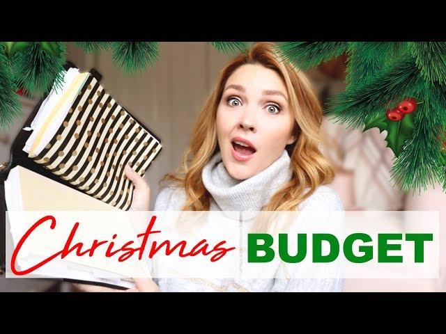 How we BUDGET for Christmas | Big Family Budgeting - Vinepk