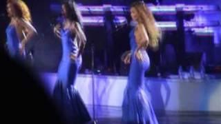 Destiny's Child - Cater 2 U (Destiny Fulfilled World Tour 2005 - Barcelona, Spain)