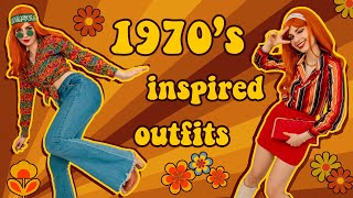 70s Inspired Vintage & Retro Outfit Ideas (+ Lookbook)