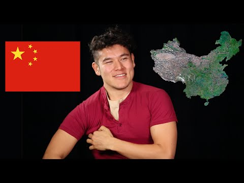 Geography Now! China