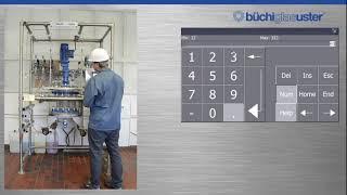 Nieuw standaard automatiseringssysteem voor glasreactoren Eenvoudige bediening, snel en modulair