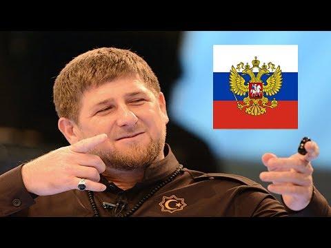 Кадыров следующий президент России