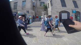 Preaching in Jerusalem -- Give Glory to Jesus Christ!