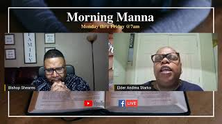 Morning Manna - 3/26/2021