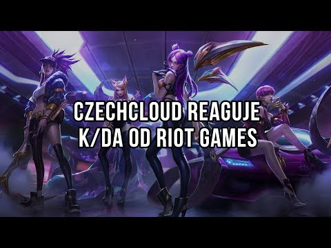 CzechCloud reaguje KDA od Riotu