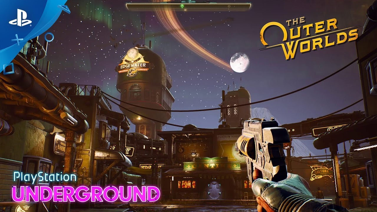 Exploring Your First Big Decision in The Outer Worlds