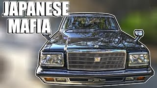 Luxurious Japanese Mafia Cars