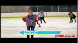 Женевьева Джи Ханнелиус, G Hannelius - Try It - Ice Skating - Disney Channel